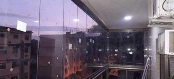 Instalação de vidros em varandas