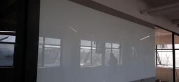 Vidros pintados e decorados